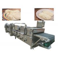 China Automatic Noodle Making Machine , Noodle Processing Machine 1000kg/H Capacity wholesale