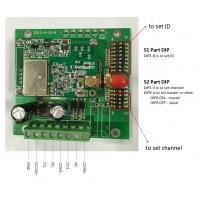 China 433MHz pump controller, 2km on-off controller,  1W digital I/O low level pump on, high level pump off wholesale