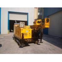 China High Rotary Speed Diamond Core Drill Rig Powerful Compact Structure Design wholesale