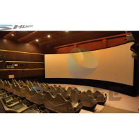 China The most popular and great 5D movie cinema theater equipment / 5D Movie Theater wholesale