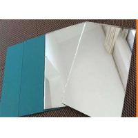 China Safety Decorative Silver Mirror Glass Sheet 4mm 5mm 6mm Thickness For Bathroom wholesale