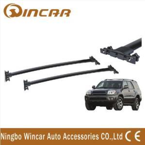China universal off road aluminium Car Roof Rail Bars FOR TOYOTA HIGHLANDER S721 wholesale