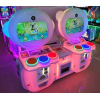 China High Resolution Screen Arcade Games Machines With Photo Out For Playground wholesale