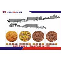 China Reliable Breakfast Cereal Making Machine Breakfast Cereal Production Line wholesale