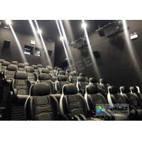 China Single Motion Chair 5D Theater Simulator with 100 Attractive Movies wholesale