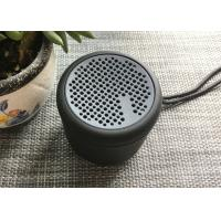 China TWS Mini Portable Bluetooth Speakers With Waterproof  Bass Sound Design wholesale