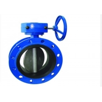China DN200 Mono Flange Butterfly Valve wholesale
