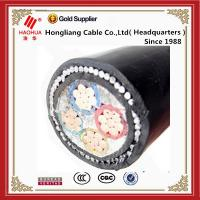 China Steel wire Armoured cable 240mm xlpe 4 core armoured cable on sale