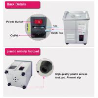 China 2L Digital Heated Ultrasonic Cleaner Dental UseFor Denture Surgical Instruments on sale