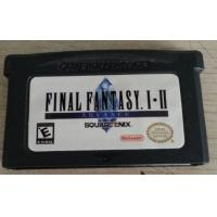 China Final Fantasy I & II - Dawn of Souls GBA Game Game Boy Advance Game Free Shipping wholesale