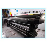 China High Efficiency / Resolution Epson Sublimation Printer , Digital Textile Printer 3.2M wholesale