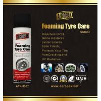 China Tyre Shine automotive cleaning products , High Gloss Professional Car Cleaning Products wholesale