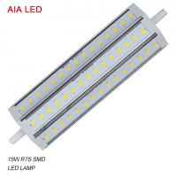 China LED-R7S-8042 AC85-265V or with diammble driver 15W 5630 SMD R7S LED Lamp/ LED bulb for IP65 waterproof led flood light wholesale