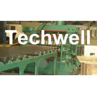 China High Speed Steel Silo Corrugated Panel Roll Forming Machine For Roof Panel, Wall Sheet wholesale