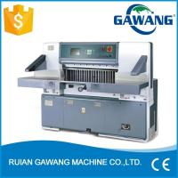China Automatic Electric Programme Paper Cutting Machines /Paper Cutters Machines on sale