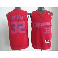 China NBA Los Angeles Clippers 32 Griffin Christmas Day Jersey wholesale