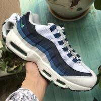 China Nike Air Max 95 in Blue nike outlet online on sale