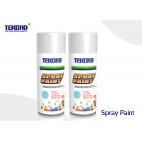 China Acrylic Aerosol Spray Paint Various Colors For Crafts / Furniture Decoration wholesale