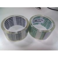 Quality Heat Resistant BOPP Packaging Tape Transparent Arylic For Carton Sealing for sale