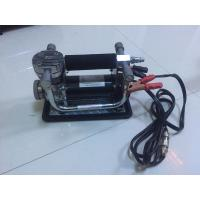 China Heavy Duty Black Air Compressor For All Types Of Car Fast Inflation With CE Certificate wholesale