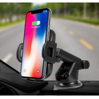 Buy cheap Air Vent Mounting Magnetic QI Wireless Pocket Car Charger ABS + PCBA Material from wholesalers