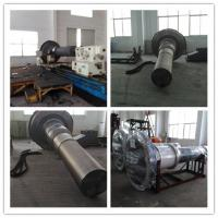 China Forging Steel Step Industrial Shafts 34CrNiMo6 L3500mm OD 1800mm wholesale