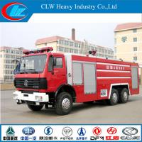 China Beiben Euroiii Water Tank Fire-Fighting Truck (CLW1251) on sale