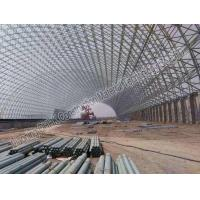 China Corrosion Resistant Lightweight Steel Truss Structure For Prefab House wholesale