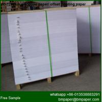 China Woodfree Offset Color Printing Paper wholesale