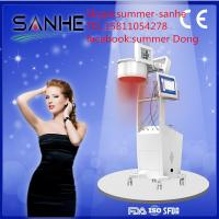 China Diode laser hair regeneration machine for personal / 16 diodes laser recrease new hair com wholesale
