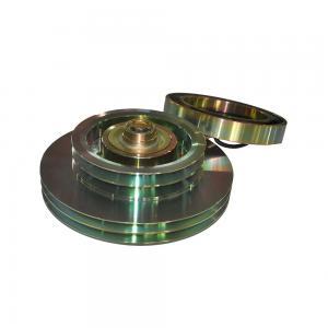 China Bock Bitzer Bus Spare Parts 60W Ac Compressor Magnetic Clutch FKX-50 6U.6T.6P.6NFCY wholesale