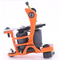 Quality custom handmade Pure iron 10 coil color tattoo machine Gun for sale