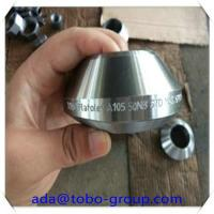 Quality Stainless Steel 304 High Pressure Socket Weld Fittings 3000Lb Weldolet ASME B16 for sale