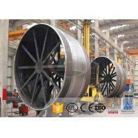 China 300tpd Clinker Rotary Calcining Kiln Energy Saving Magnesia Lime Calcination Plant on sale