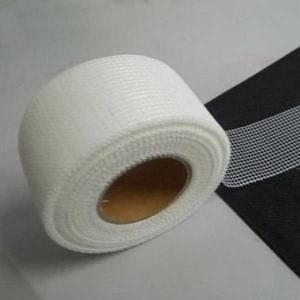 China 8x8 55g/M2 Wall Gap Jointing Fiberglass Scrim Tape Self Adhesive wholesale