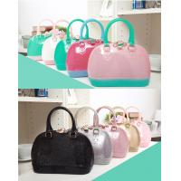 China Wholesale Fashion Silicon Jelly Shell Bag Multi-function Shell Bag from China wholesale