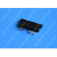China Female 13 Pin Black SATA Data Connector , 1.0A Vertical Mini SATA PCB Connector wholesale