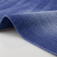 China Combed cotton denim fabric by the yard supply on sale