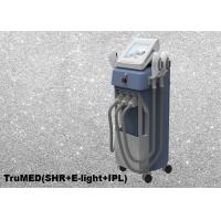 China IPL E-light  Laser Tattoo Removal Equipments Vertical 3 Handles q-switched nd yag laser machine on sale