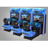 China Storm Racer Gravity DELUXE Simulator Game Machine Real Speed Feeling With Vibration Seat wholesale