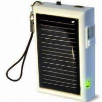 China Multifunction Solar Energy Charger, Suitable for Mobile Phones, MP3/MP4 Players and Mobile Chargers wholesale