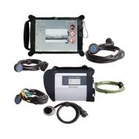 China MB star C4 SD Connect Mercedes Benz Diagnostic Scanner With WiFi plus Tablet PC on sale