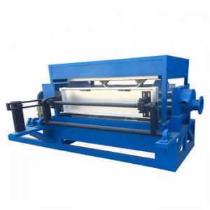 China Egg Tray Manufacturing Machine , Full Automatic Pulp Making Machine on sale