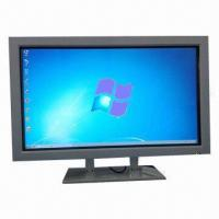 China Touchscreen PC, All-in-one with 55-inch High Resolution Display and IR Touchscreen wholesale