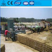 China Factory supply Hay baler square baler machine straw baler for sale with CE TUV ISO certificated wholesale