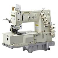 China 3-Needle Flat-bed Double Chain Stitch Machine for lap seaming FX1503P on sale
