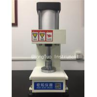Buy cheap Pneumatic Sample Test Slicer / Automatic Plastic Sample Cutting Machine from wholesalers
