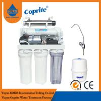 China Household 50GPD Six Stage Reverse Osmosis Water Filtration System with UV wholesale
