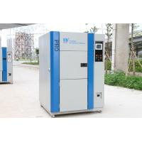 Quality Three Zone High Low Temperature Thermal Shock Chamber Shock Simulate Test for sale