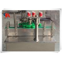 Buy cheap Carbonated Beverage Bottling Equipment 1000 - 36000BPH With Continuous Spray Sterilizer from wholesalers
